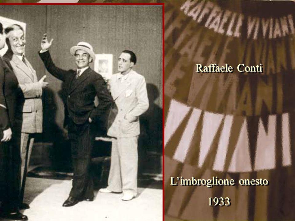 L'imbroglione onesto 1933 1933 Raffaele Conti