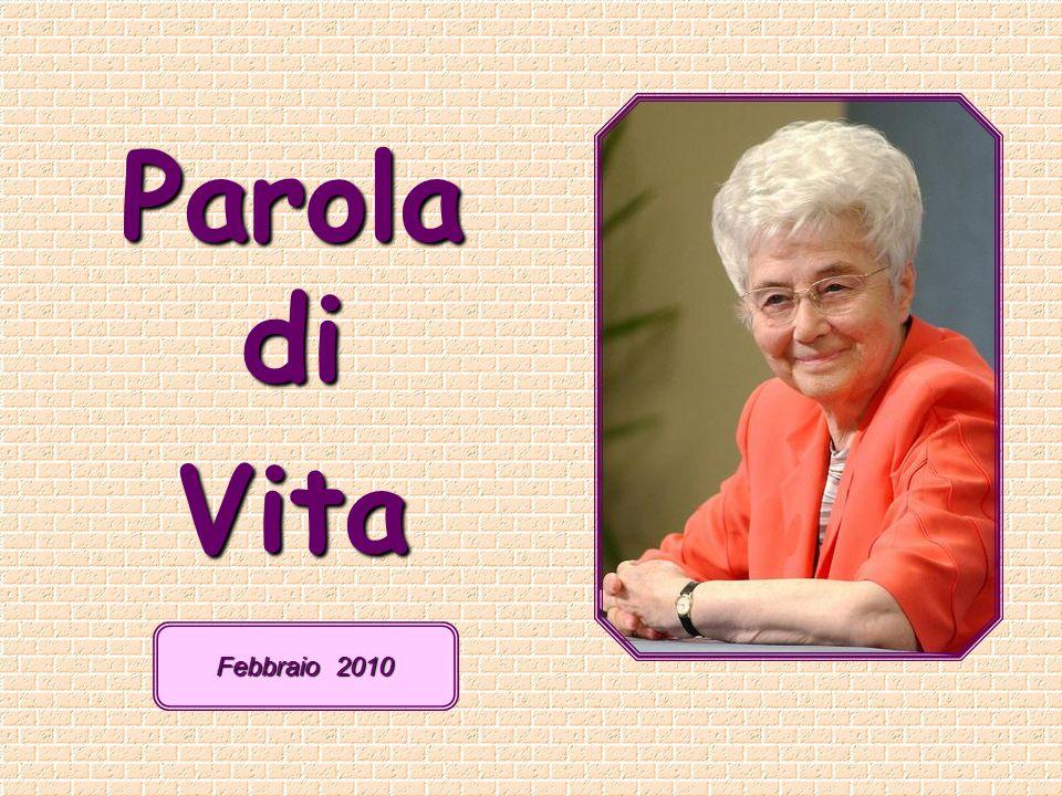 Parola di Vita Febbraio 2010
