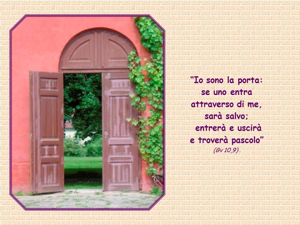 Gesù abbandonato è la porta attraverso la quale avviene lo scambio perfetto tra Dio e l'umanità: fattosi nulla, unisce i figli al Padre. E' quel vuoto