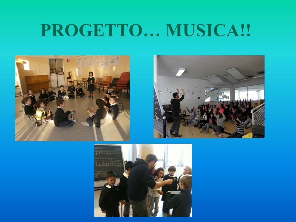 PROGETTO… MUSICA!!