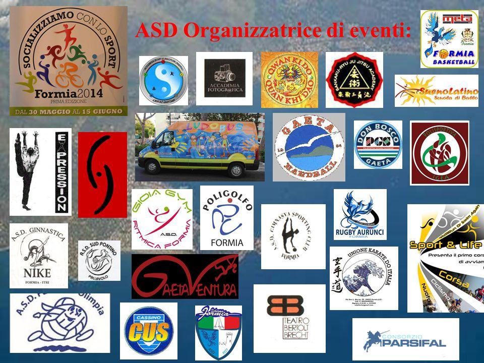 ASD Organizzatrice di eventi: