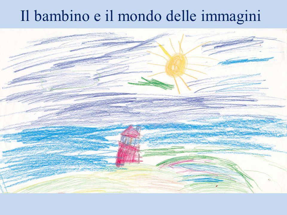 Il bambino e il mondo delle immagini