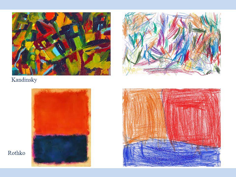 Kandinsky Rothko
