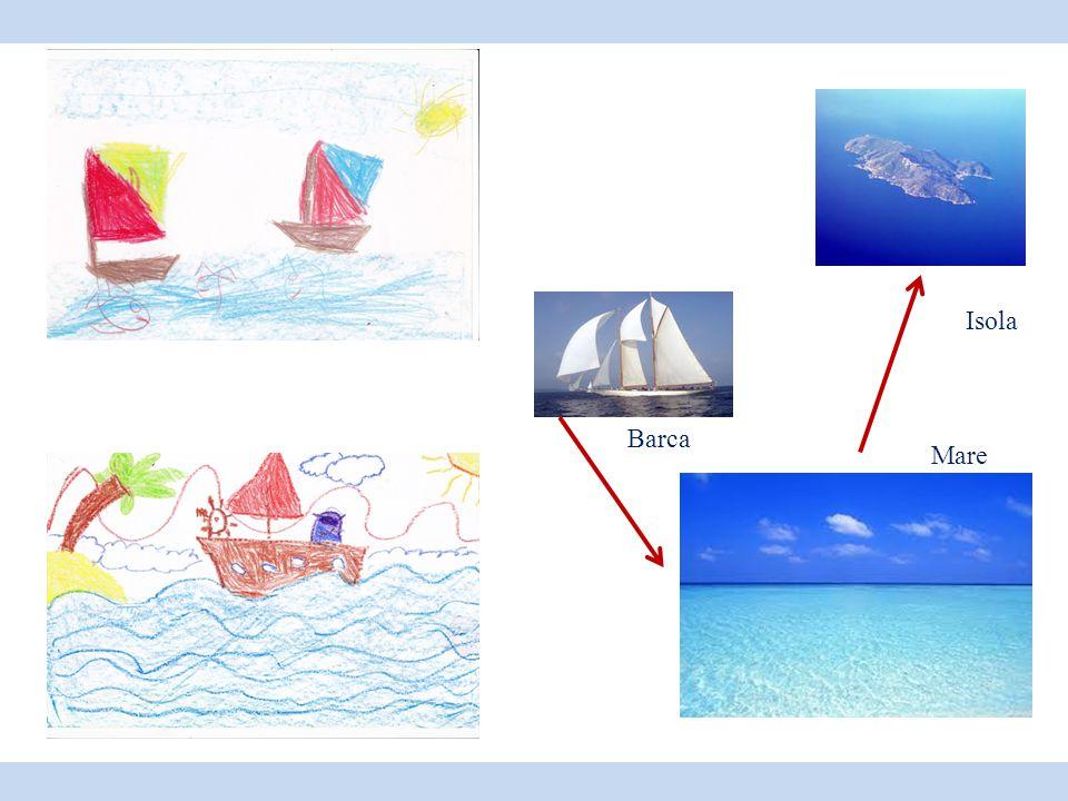 Barca Mare Isola