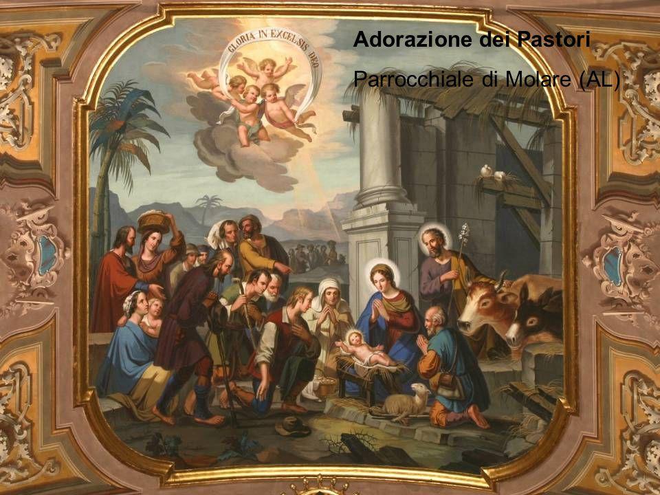 Adorazione dei Pastori Parrocchiale di Molare (AL)