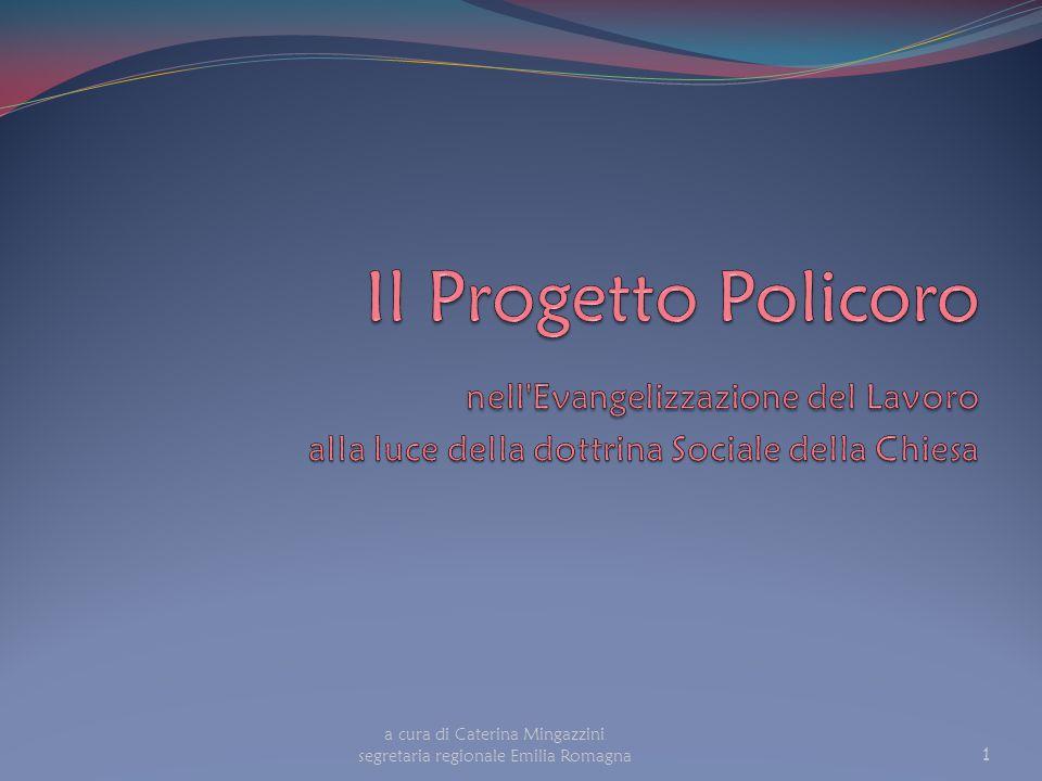 a cura di Caterina Mingazzini segretaria regionale Emilia Romagna1