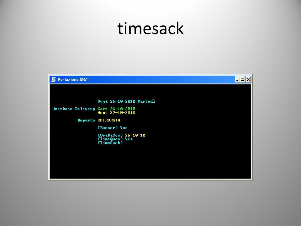 timesack