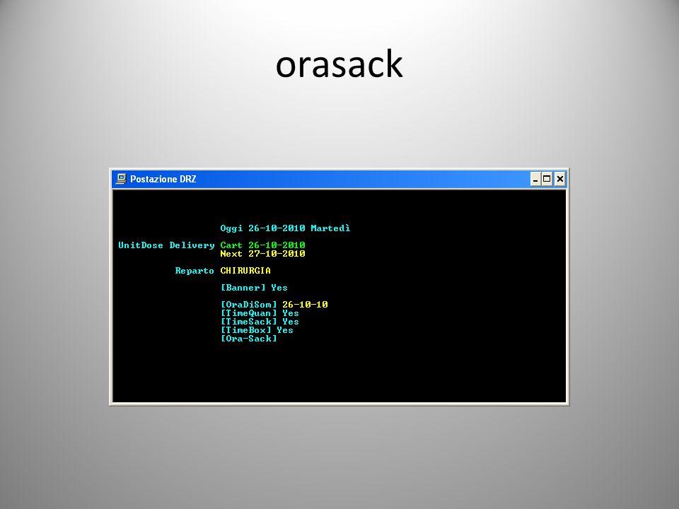 orasack