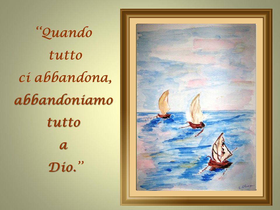 Spirito Santo '' Lo Spirito Santo, quando è libero in un'anima, fa prodigi, e avremo torto campo aperto di non lasciargli campo aperto....''