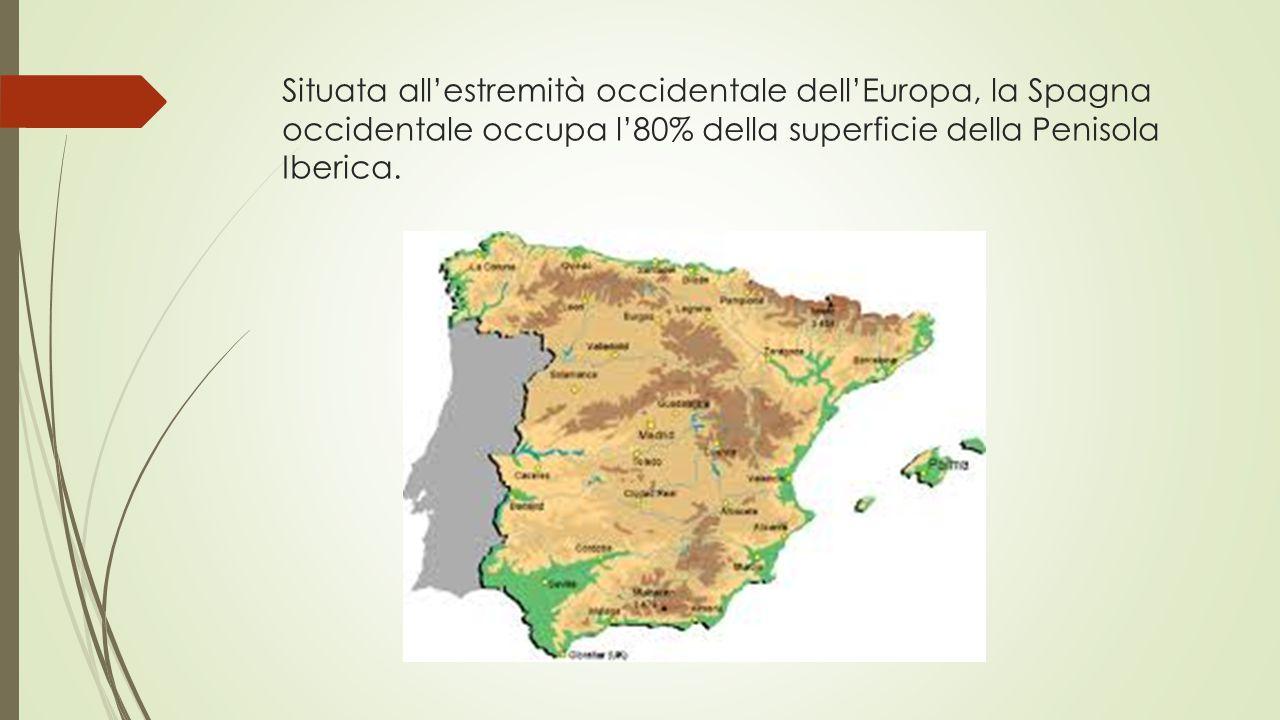 I fiumi in Spagna d'estate sono secchi e in primavera pieni.