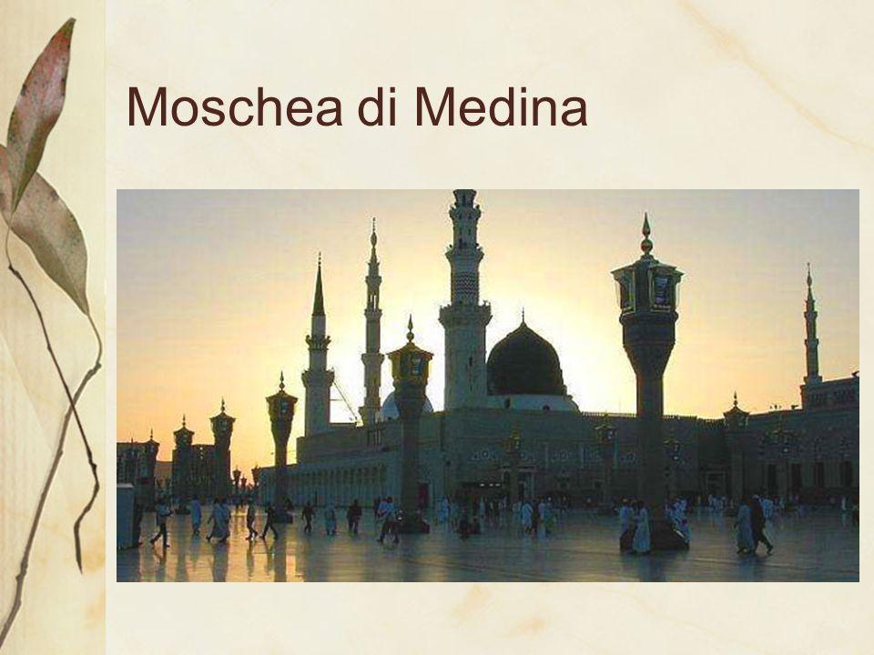 Moschea di Medina