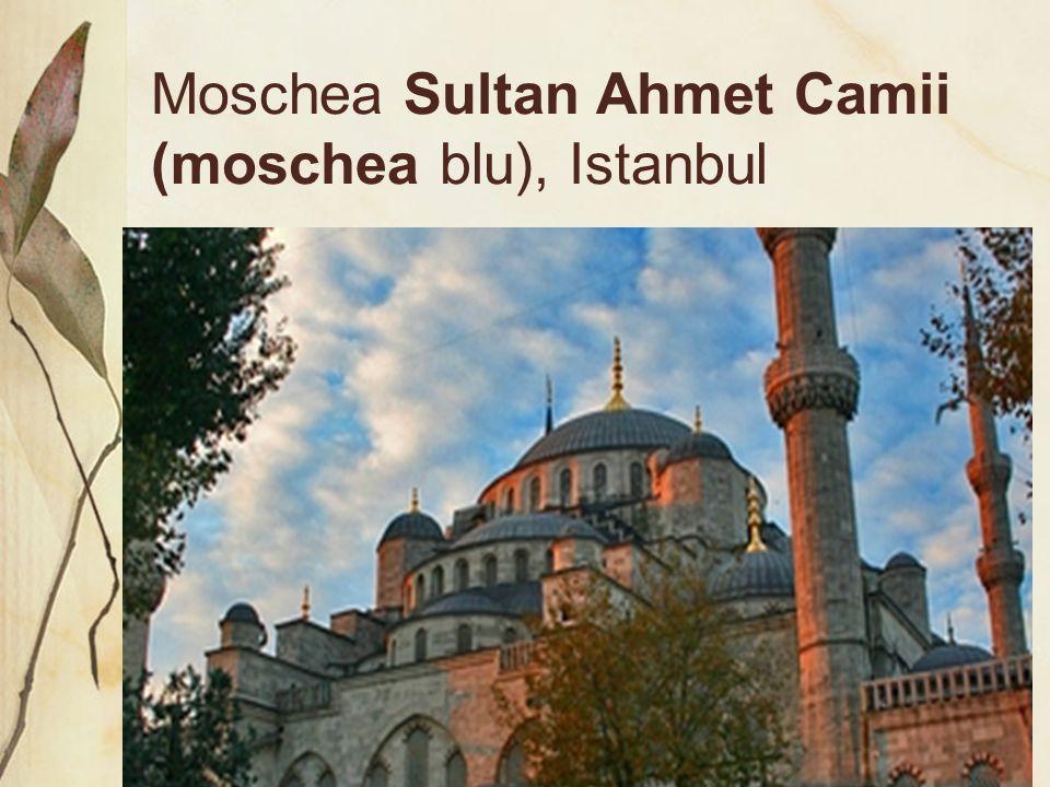 Moschea Sultan Ahmet Camii (moschea blu), Istanbul