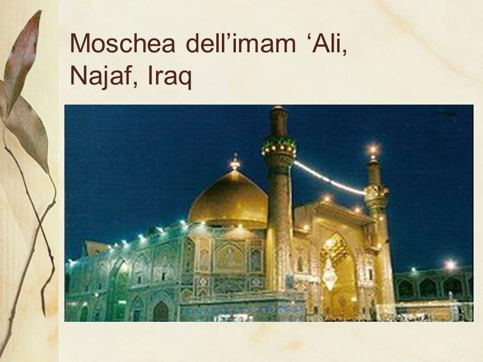 Moschea dell'imam 'Ali, Najaf, Iraq