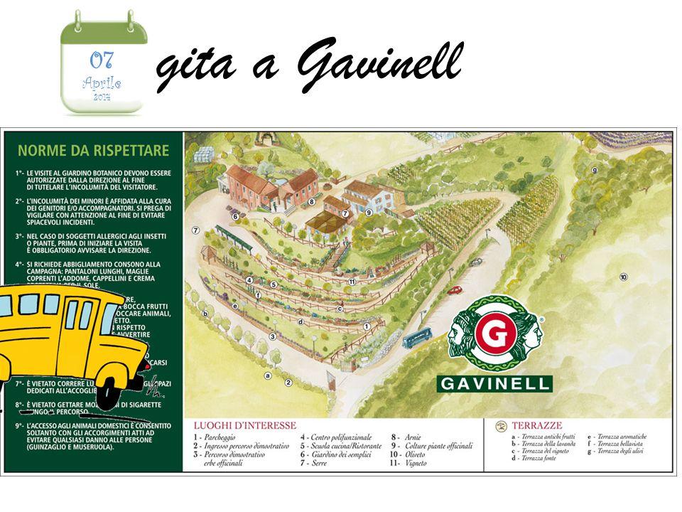 gita a Gavinell