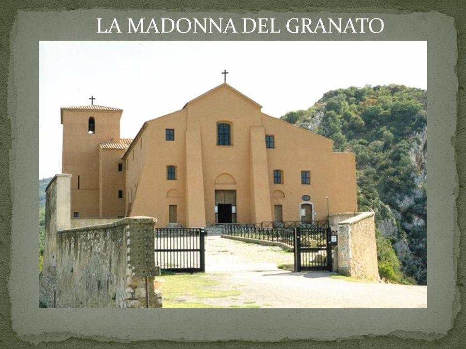 LA MADONNA DEL GRANATO