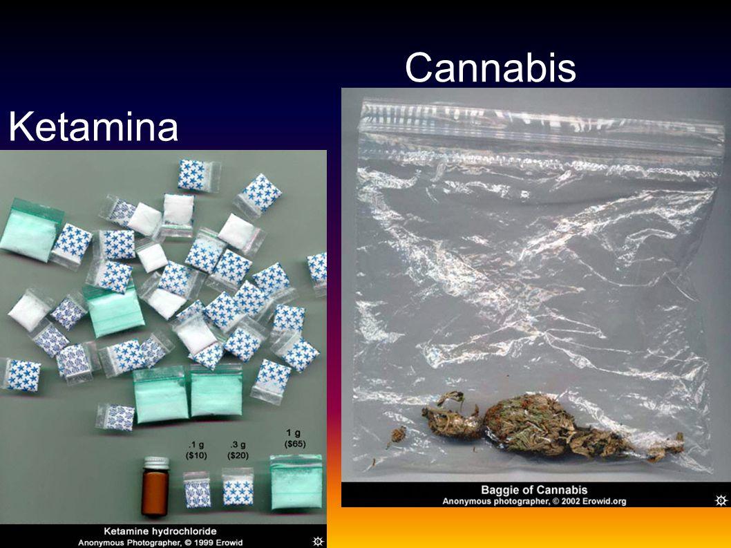 Cannabis Ketamina