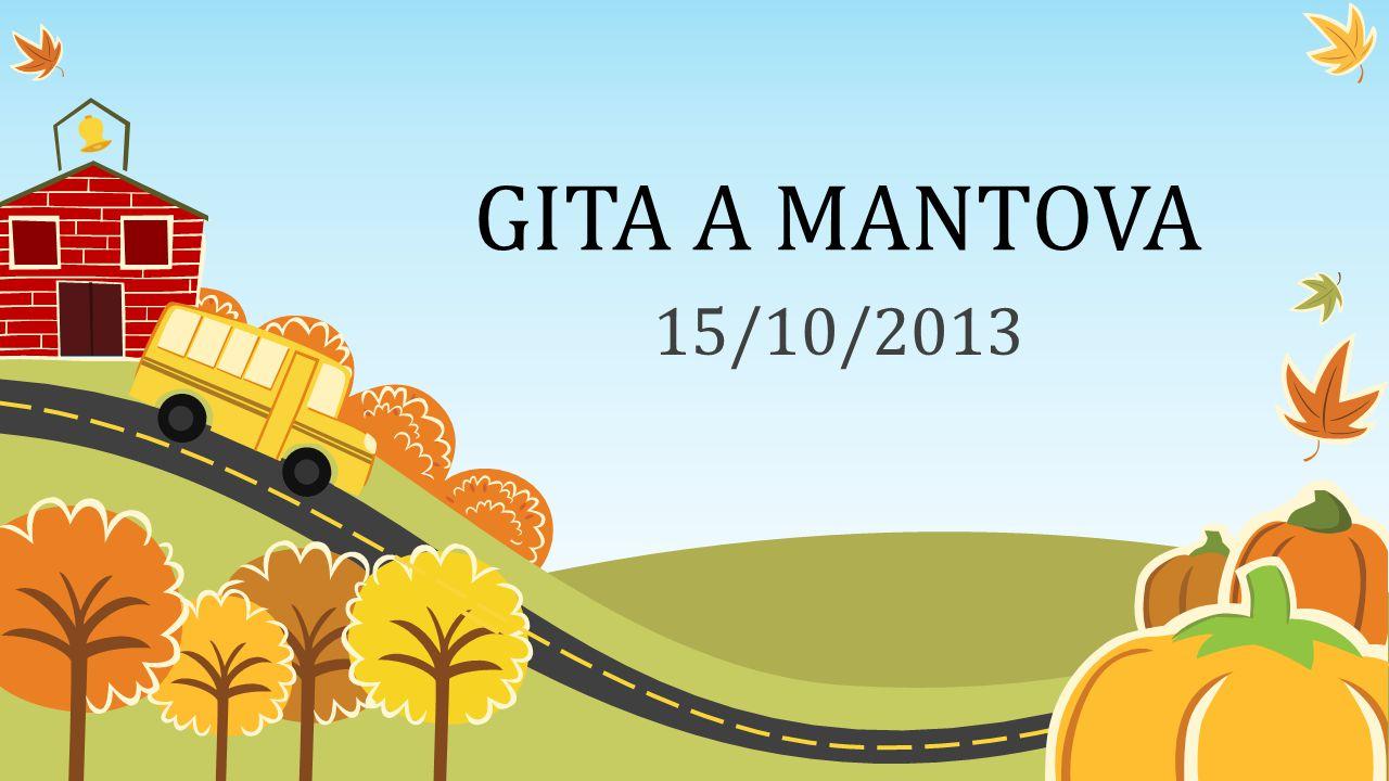 GITA A MANTOVA 15/10/2013