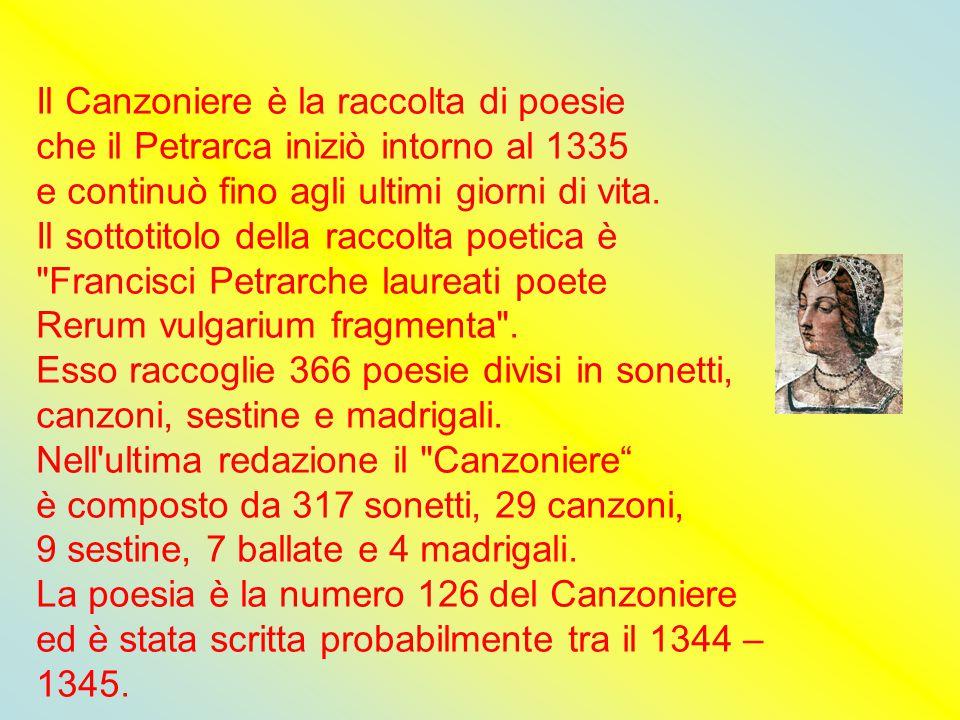 Chiare, fresche, e dolci acque, di Francesco Petrarca Poesia multimediale di Biagio Carrubba