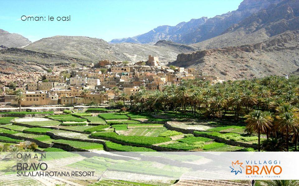 Oman: le oasi