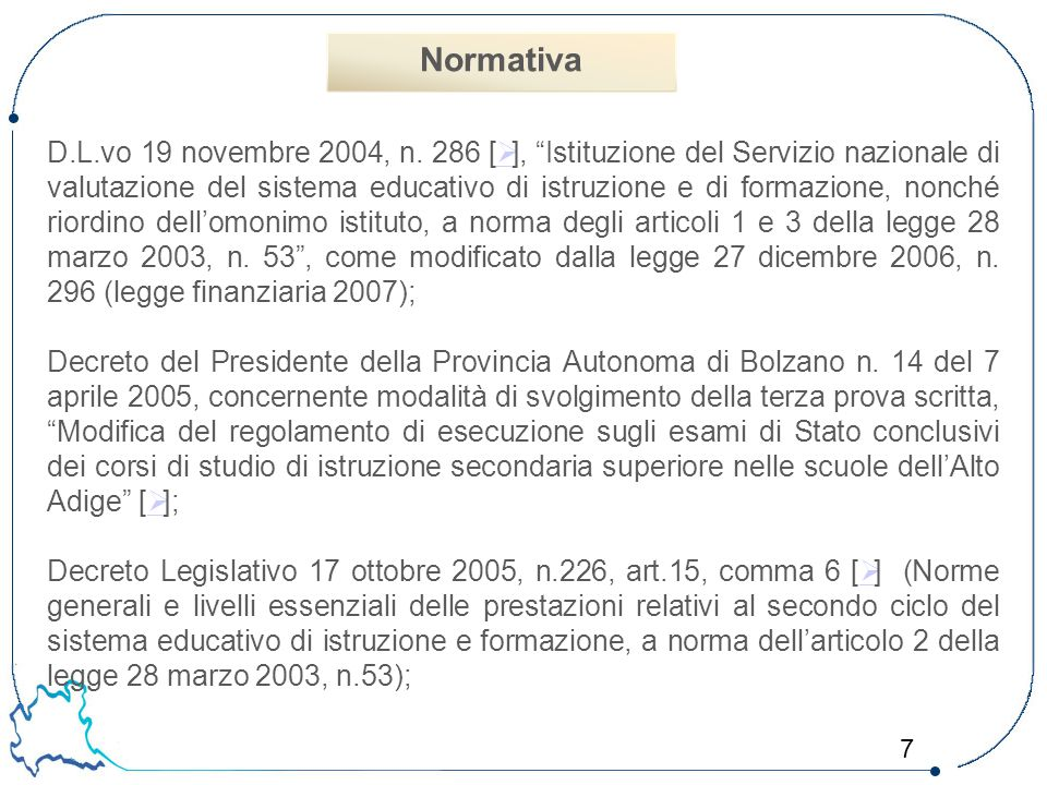 28 Presidente e commissari esterni comuni per ogni due Classi/Commissioni.