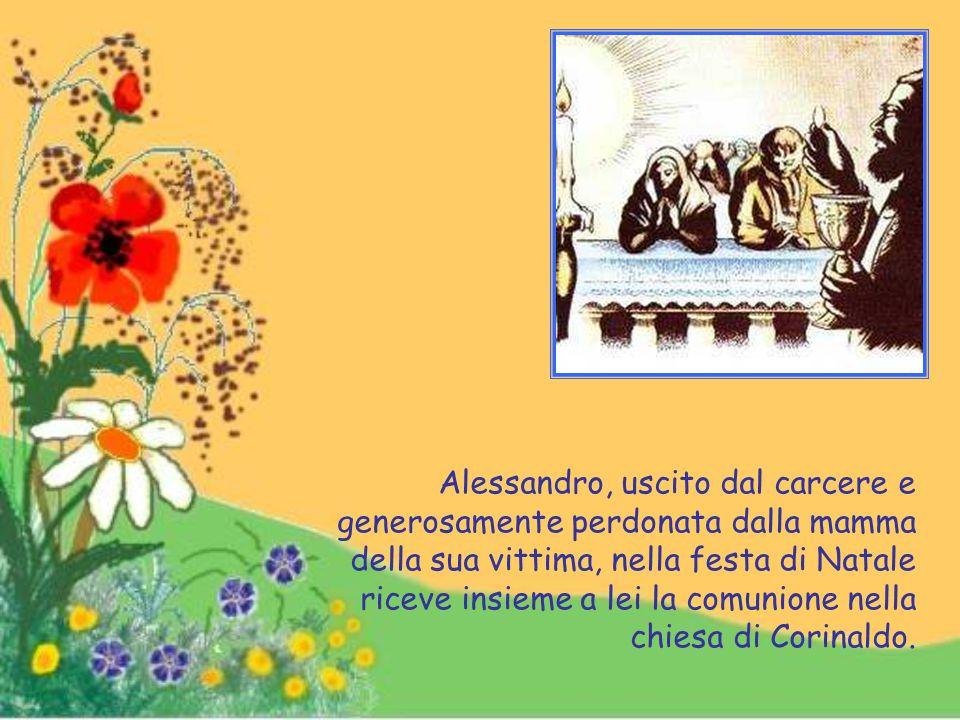 In base a questi miracoli il 24 giugno 1950 la piccola contadinella delle Ferriere viene proclamata santa.