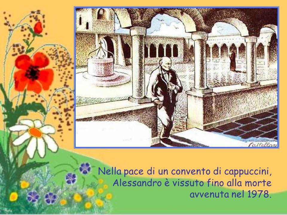 Mamma Assunta, la madre fortunata di S. Maria Goretti, venerata dal mondo intero, la mattina dell'otto ottobre 1954 si spegne santamente in Corinaldo.