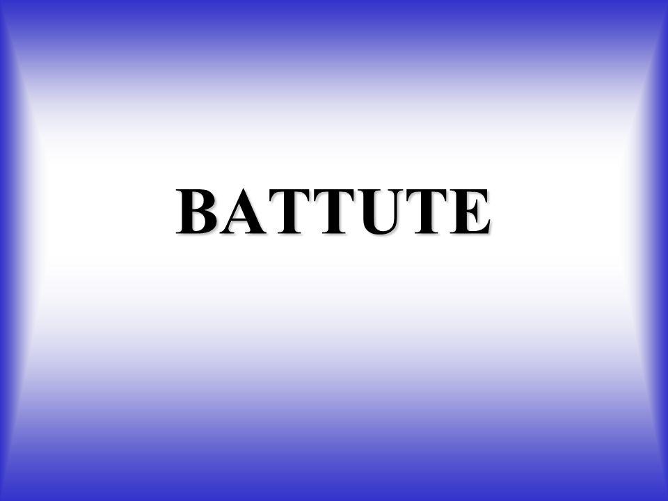 BATTUTE