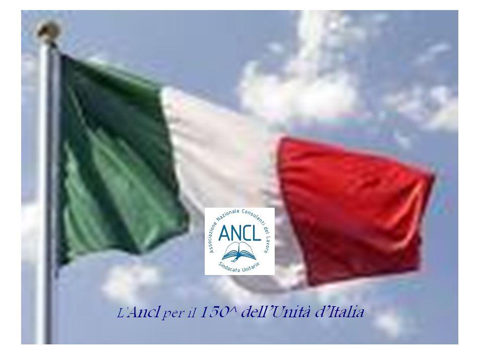 L'Ancl celebra i 150 anni dell'unità d'Italia nel ricordo di tutti i lavoratori e tutte le imprese che hanno contribuito a farla