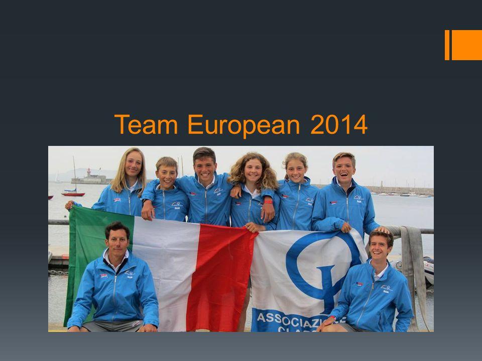 Team European 2014