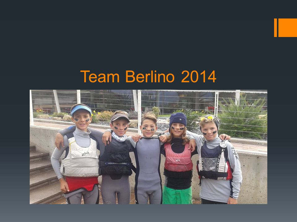Team Berlino 2014