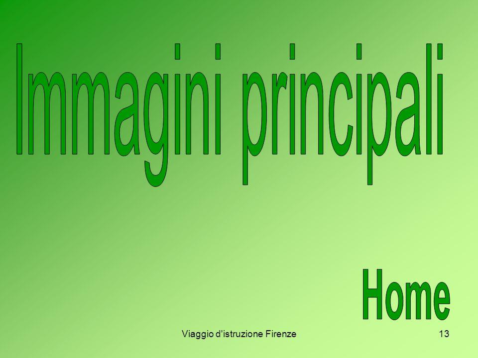 Viaggio d istruzione Firenze13