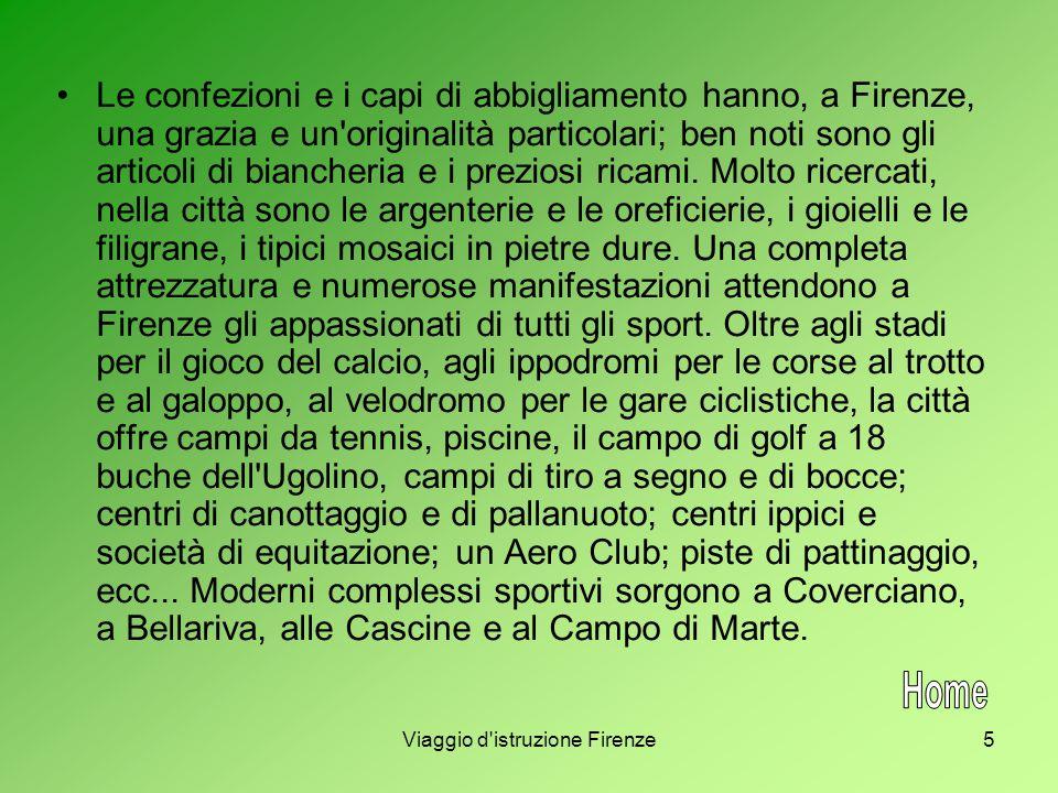 Viaggio d istruzione Firenze16