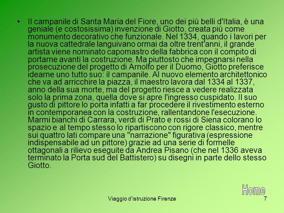 Viaggio d istruzione Firenze18