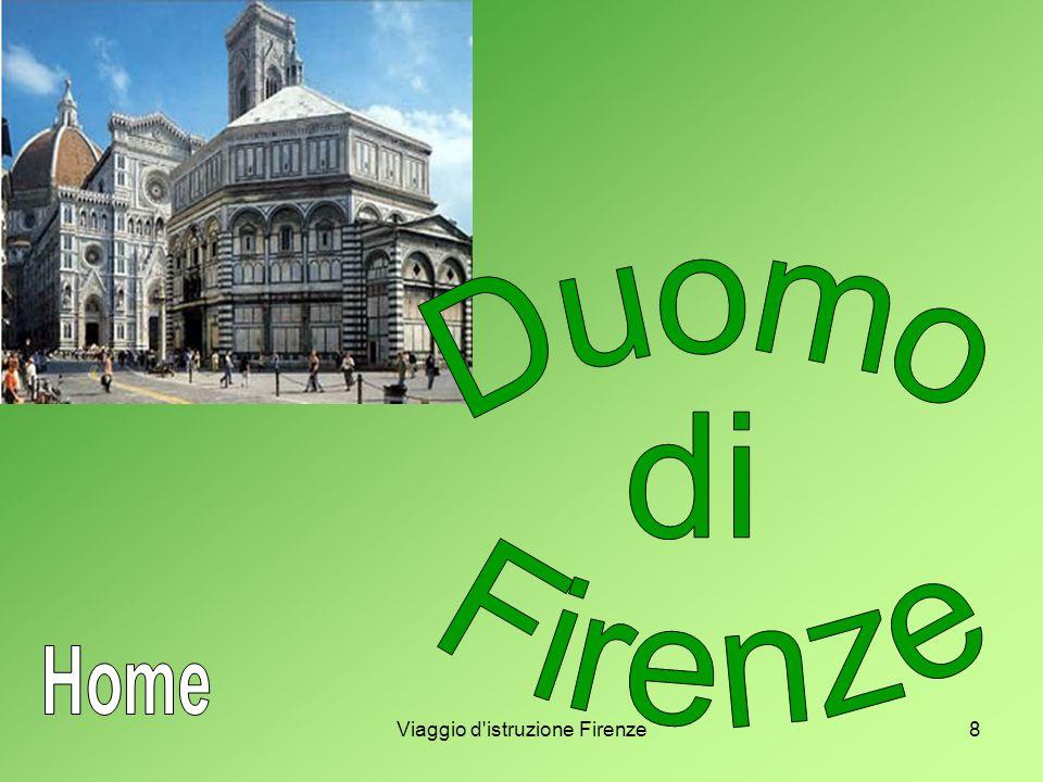 Viaggio d istruzione Firenze8