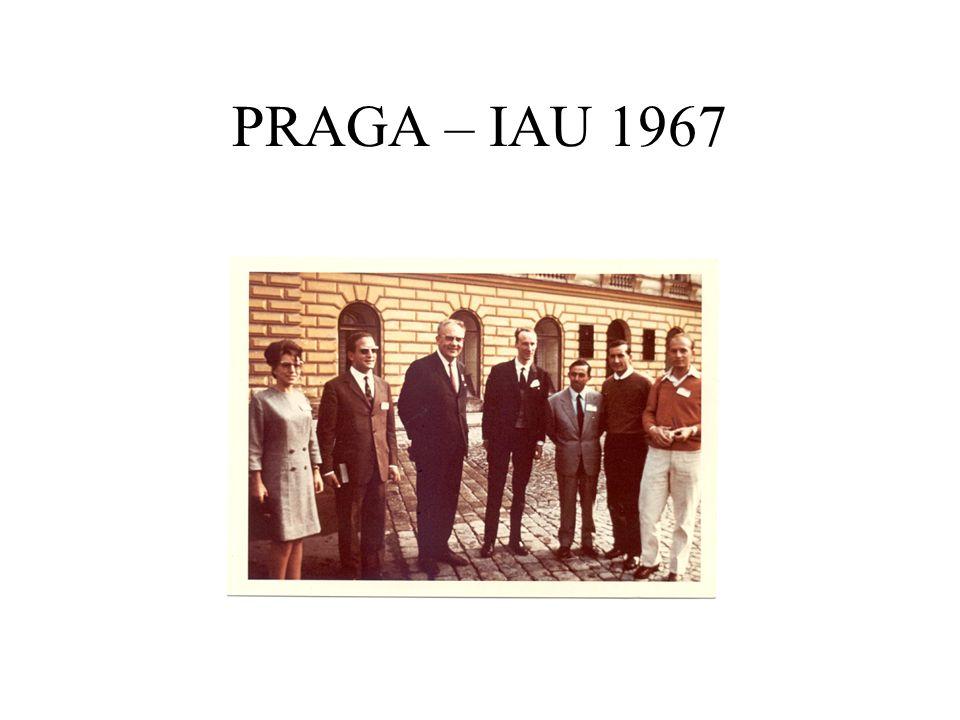 PRAGA – IAU 1967