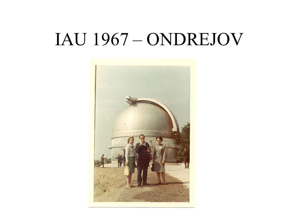 IAU 1967 – ONDREJOV
