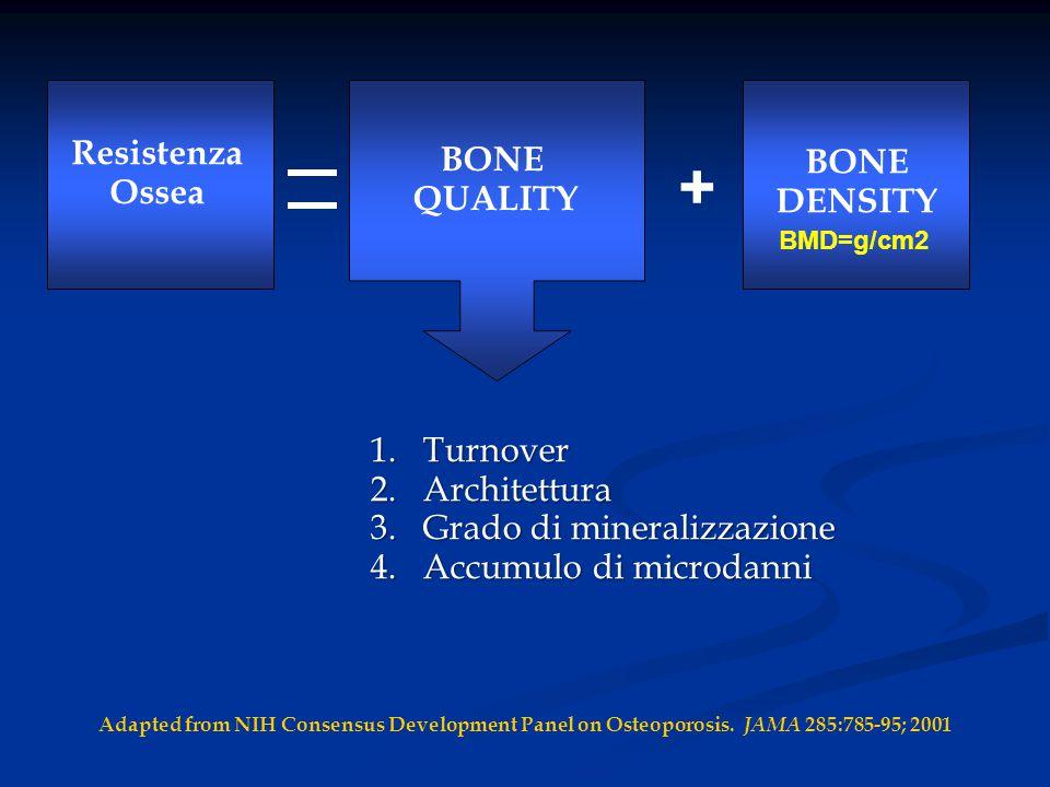 Particolari avvertenze NOTA AIFA 79 Il PTH stimola la neoformazione di osso soprattutto a livello della colonna (rapido aumento dei marcatori di neoformazione ossea).