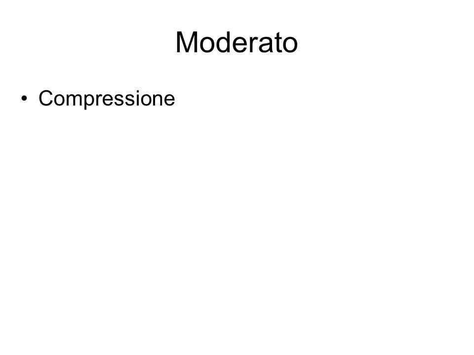 Moderato Compressione