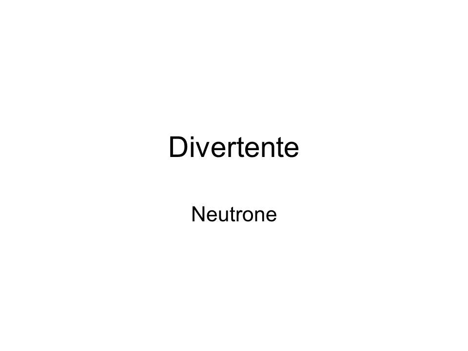 Divertente Neutrone