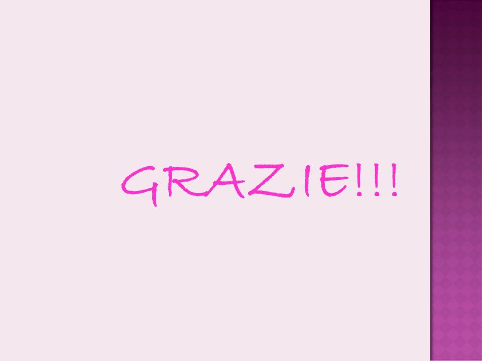 GRAZIE!!!