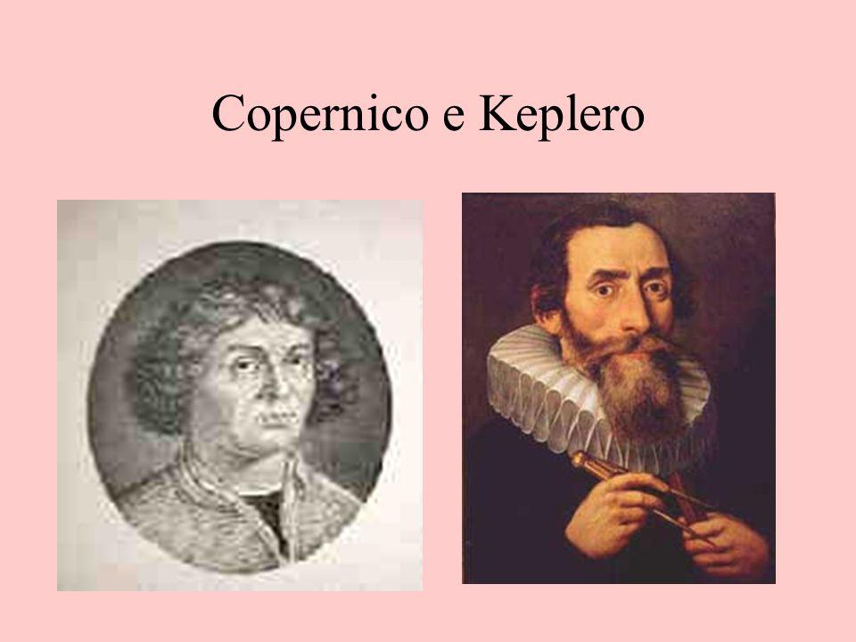 Copernico e Keplero