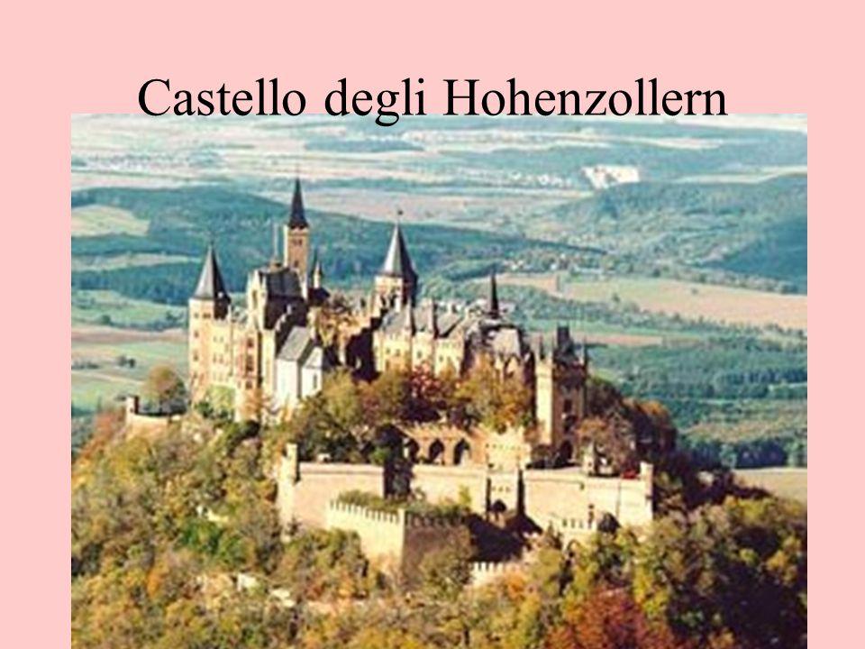 Castello degli Hohenzollern