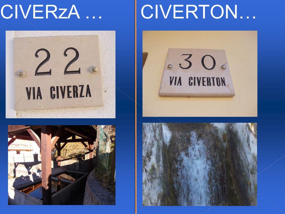 CIVERzA …CIVERTON…