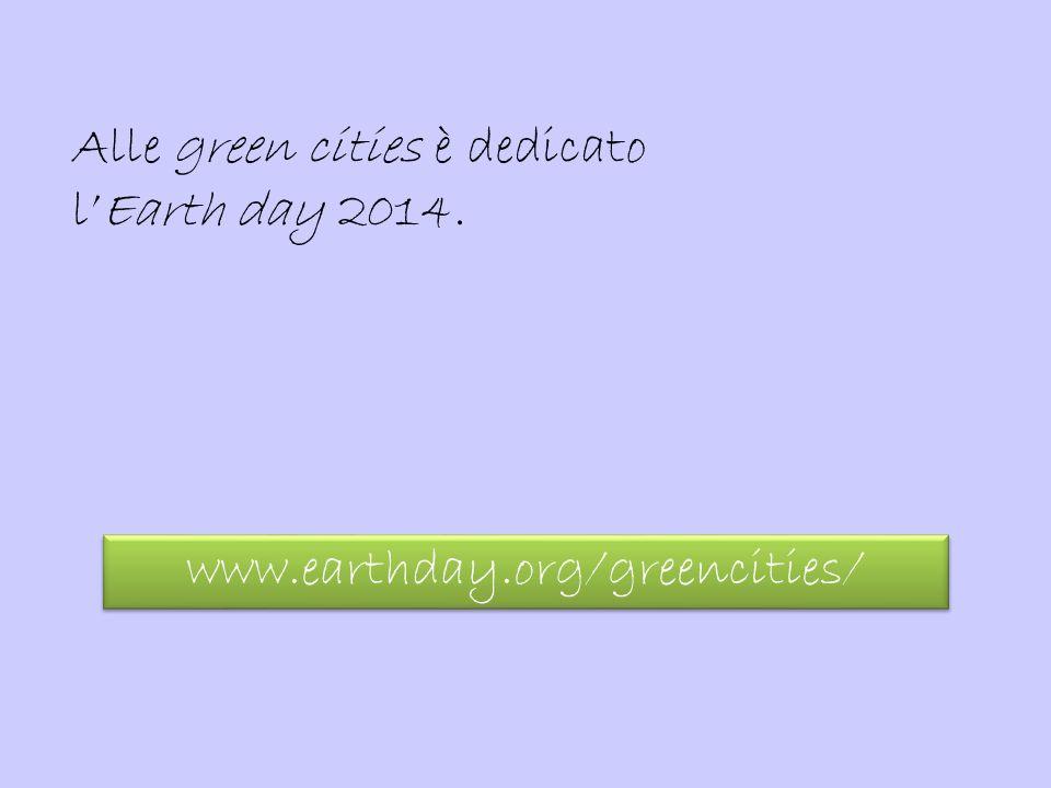 Compito unitario: Immaginate di essere dei giornalisti che lavorano per un'emittente televisiva dedicata ai ragazzi e di essere stati inviati in una green city europea per realizzare un reportage su di essa.