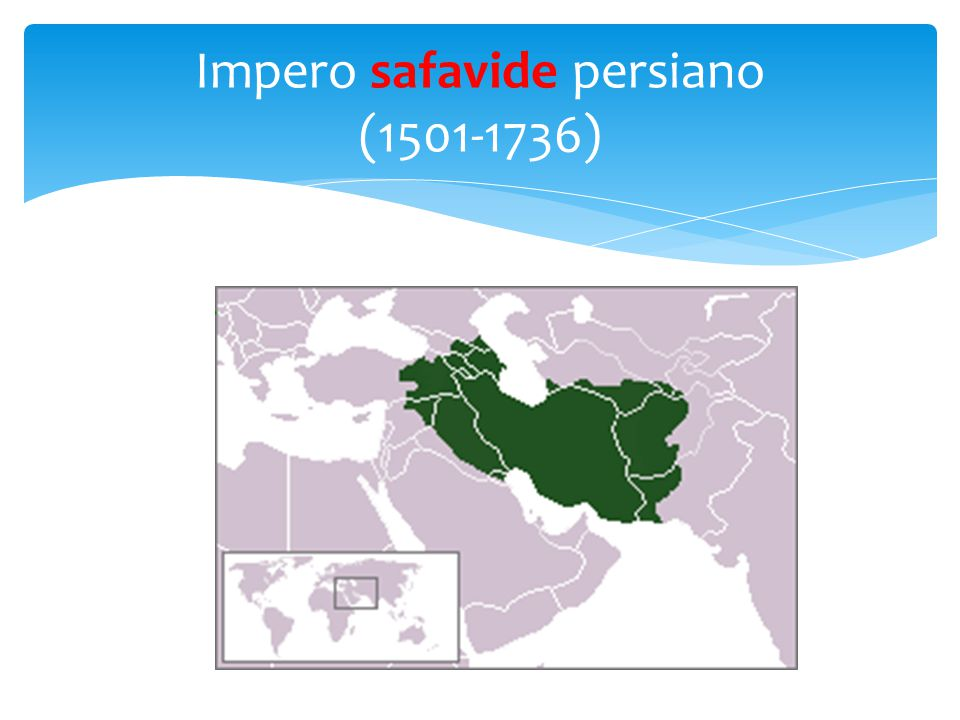 Impero safavide persiano (1501-1736)