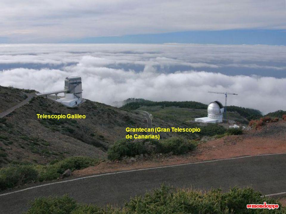 Telescopio William Herschel Telescopio Dutch Open Telescopio Carlsberg Merid iam Telescopio Solar Sueco Telescopio Isaac Newton Telescopio Jacobus Kapteyn