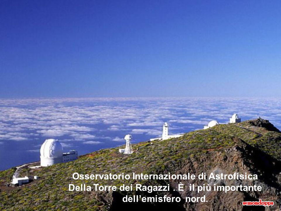 Osservatorio Internazionale di Astrofisica Della Torre dei Ragazzi.