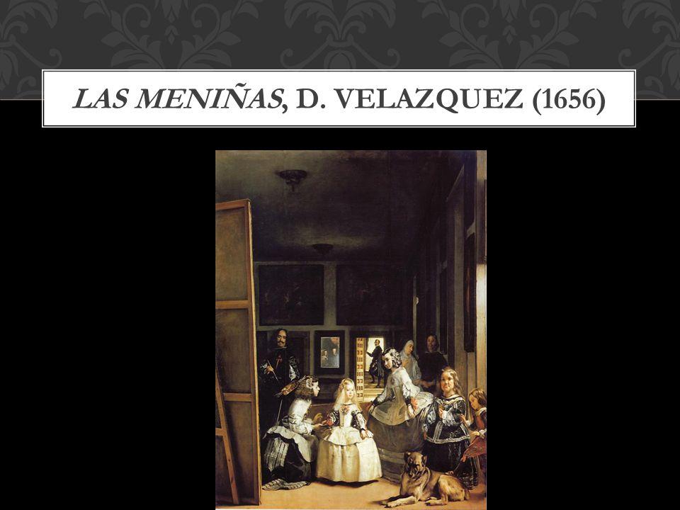 LAS MENIÑAS, D. VELAZQUEZ (1656)