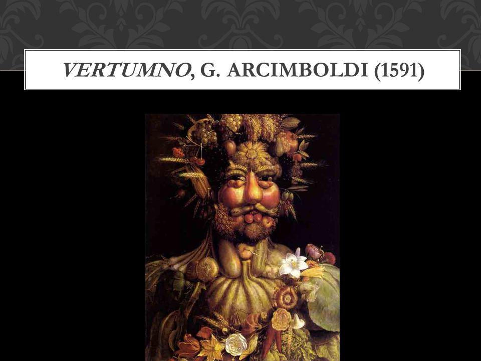 VERTUMNO, G. ARCIMBOLDI (1591)