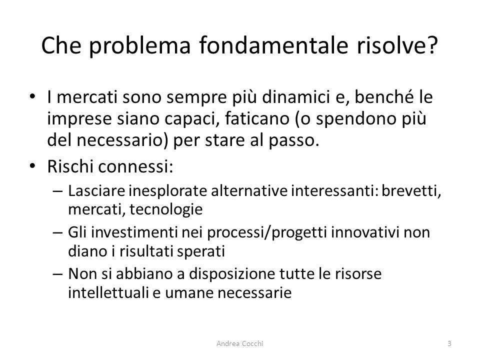 Il Processo Innovativo cambia 4Andrea Cocchi